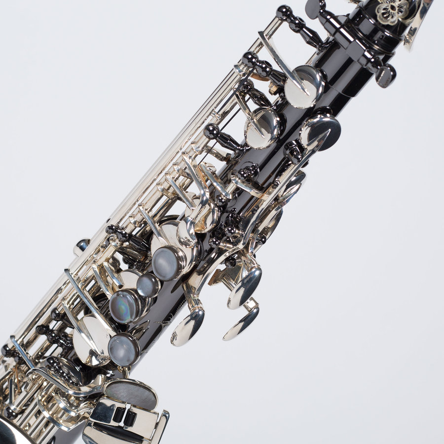 View larger image of Keilwerth SX90R Shadow Alto Saxophone