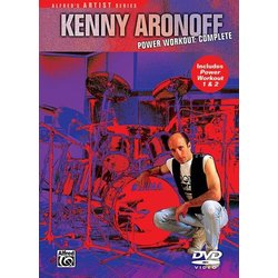 Kenny Aronoff - Power Workout: Complete (DVD)