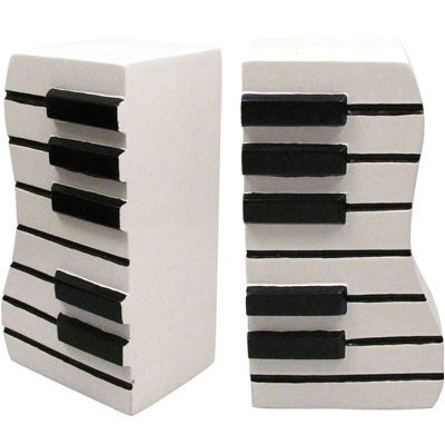 View larger image of Keyboard Bookends