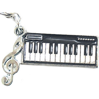 View larger image of Keyboard Charm/Zipper Pull