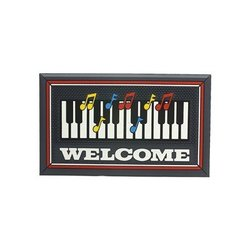 Keyboard Doormat - Gray