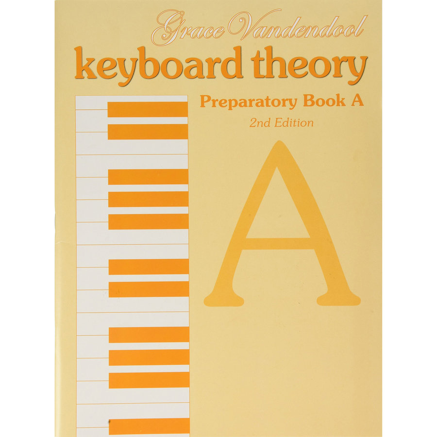View larger image of Keyboard Theory Preparatory Series, 2nd Edition: Book A