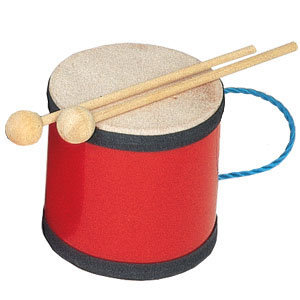 View larger image of Kidsplay RB1013 Small Tom Tom with Mallets