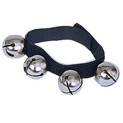 Kidsplay RB811C Wrist Bells with Velcro