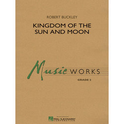 Kingdom of the Sun and Moon - Score & Parts, Grade 2