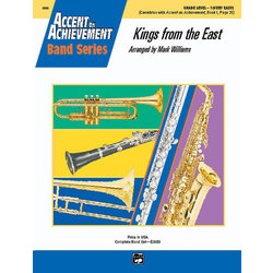 Kings from the East - Score & Parts, Grade 1