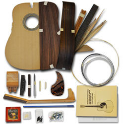 Martin 000 Short Scale Acoustic Guitar Kit - Sipo