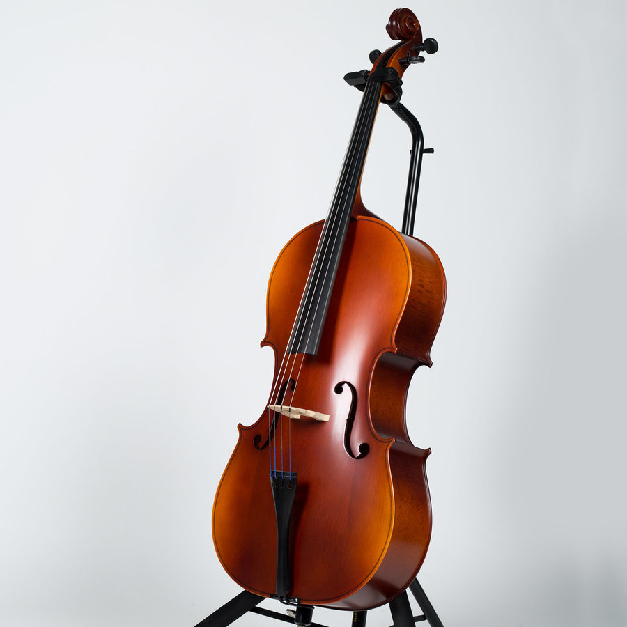 View larger image of Knilling Bucharest Student Cello -  3/4 Size
