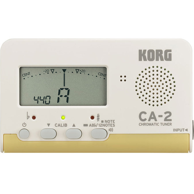 View larger image of Korg CA-2 Chromatic Tuner