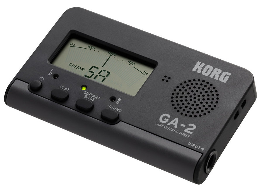 View larger image of Korg GA-2 Guitar/Bass Tuner