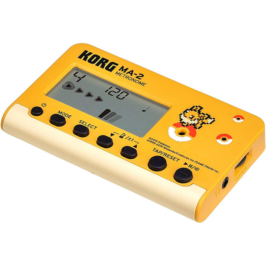 View larger image of Korg MA-2 Limited Edition Pokemon Metronome - Eevee