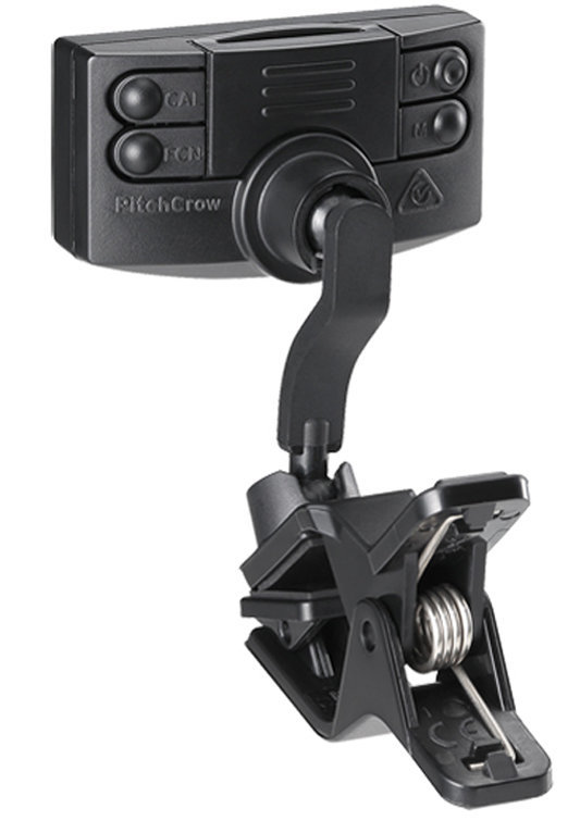 View larger image of Korg PitchCrow-G Clip On Tuner - Black