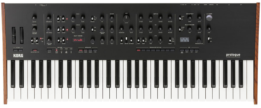 View larger image of Korg Prologue 16 61-Key Synthesizer