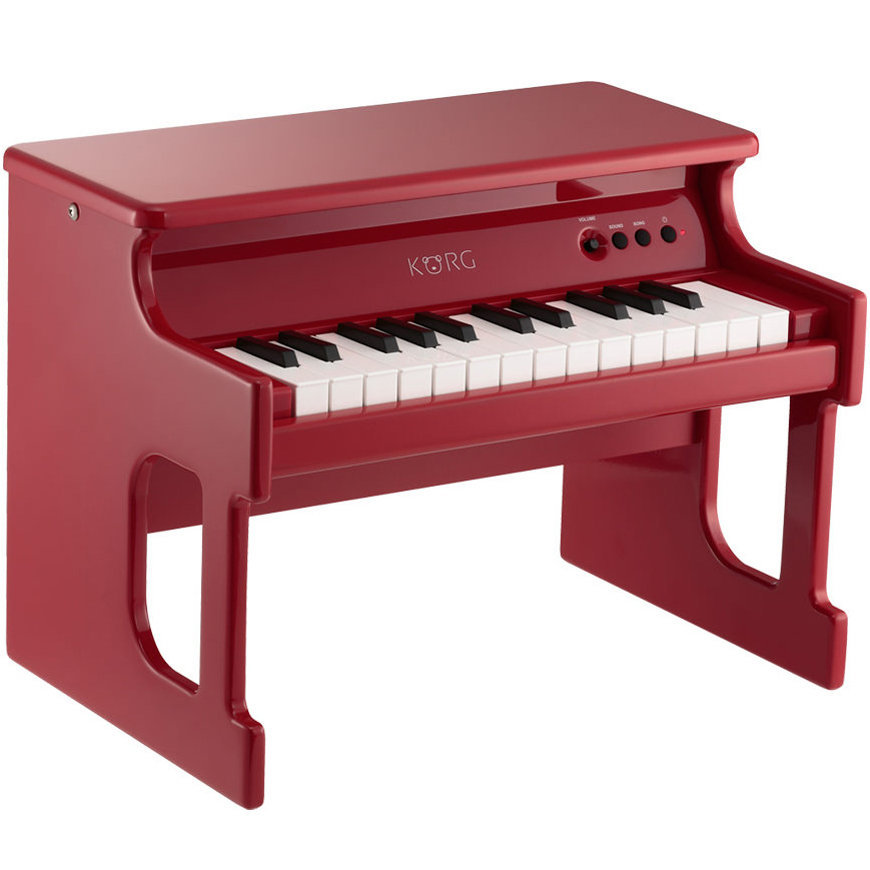 View larger image of Korg tinyPIANO Digital Toy Piano - Red