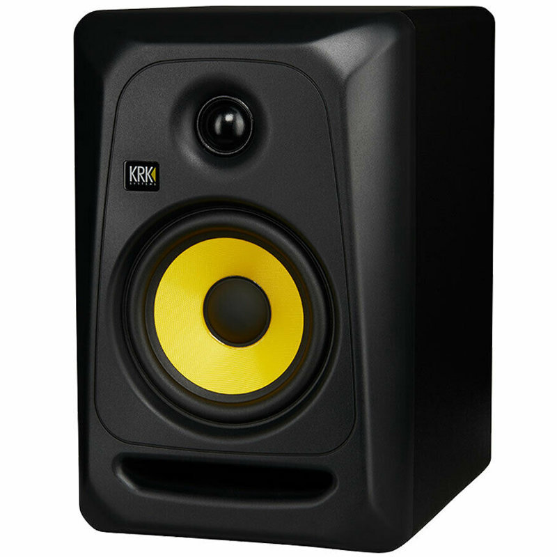 View larger image of KRK Classic 5 Powered Studio Monitor - 5