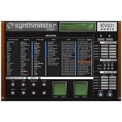 KV331 Audio SynthMaster Player - Digital Download