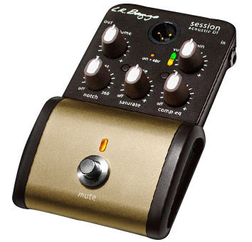View larger image of L.R. Baggs Session DI Acoustic Guitar Preamp