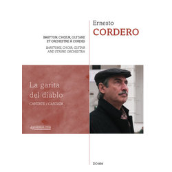 La Garita Del Diablo (Cordero) - Guitar & Mixed Ensemble