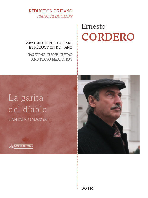 View larger image of La Garita Del Diablo (Cordero) (Reduction De Piano) - Guitar & Mixed Ensemble