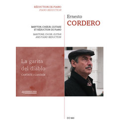 La Garita Del Diablo (Cordero) (Reduction De Piano) - Guitar & Mixed Ensemble
