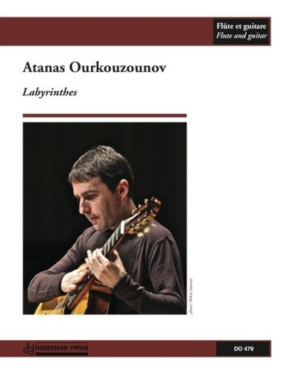 View larger image of Labyrinthes (Ourkouzounov) - Guitar & Flute Duet