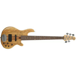 Lakland 55-02 Deluxe Bass Guitar - Spalted Maple