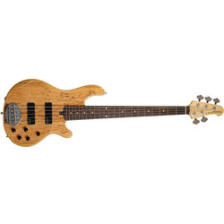 Lakland Skyline Series 55-01 Deluxe Bass Guitar - Spalted Maple