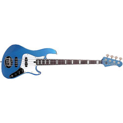 Lakland Skyline Series Darryl Jones Signature Bass Guitar - Lake Placid Blue