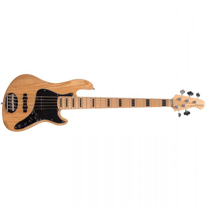 View larger image of Lakland Skyline Series Darryl Jones Signature Bass Guitar - Natural