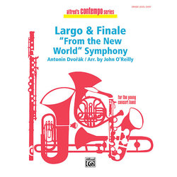 Largo and Finale - Score & Parts, Grade 1.5