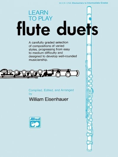View larger image of Learn to Play Flute Duets