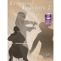 Learning Together 2 - Bass (w/ CD)