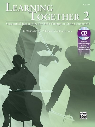 View larger image of Learning Together 2 - Cello (w/ CD)