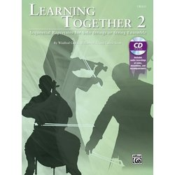 Learning Together 2 - Cello (w/ CD)