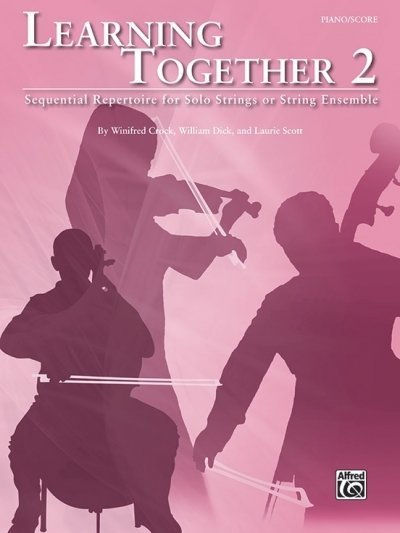 View larger image of Learning Together 2 - Piano/Score (w/CD)