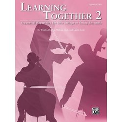 Learning Together 2 - Piano/Score (w/CD)