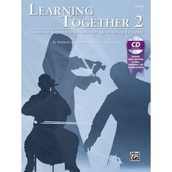 Learning Together 2 - Violin W/CD