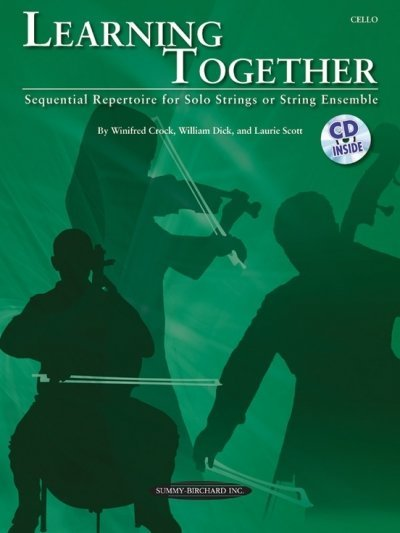 View larger image of Learning Together - Cello (w/CD)