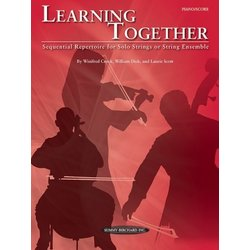 Learning Together - Piano/Score (w/CD)