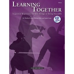 Learning Together - Viola (w/CD)