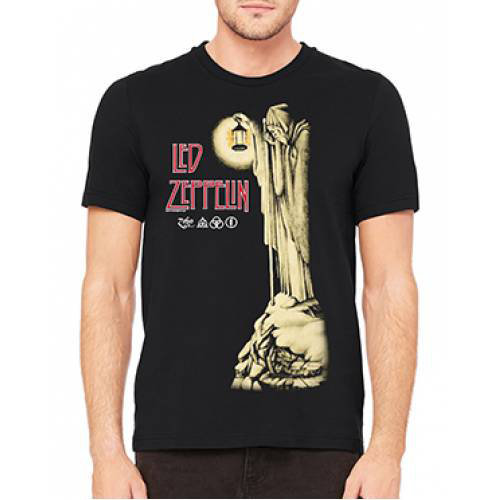 View larger image of Led Zeppelin Hermit T-Shirt - Men's Medium