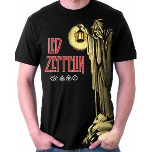 View larger image of Led Zeppelin Hermit T-Shirt - Men's XL