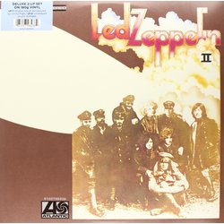 Led Zeppelin - Led Zepplin II (Vinyl)