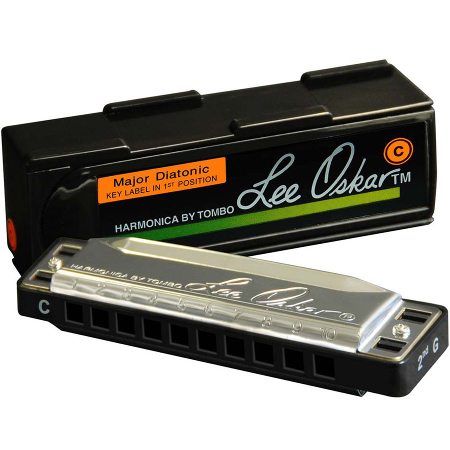 View larger image of Lee Oskar Major Diatonic Harmonica - F#