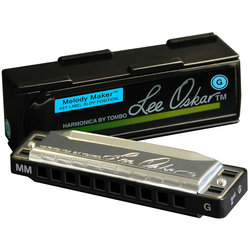 Lee Oskar Melody Maker Harmonica - C