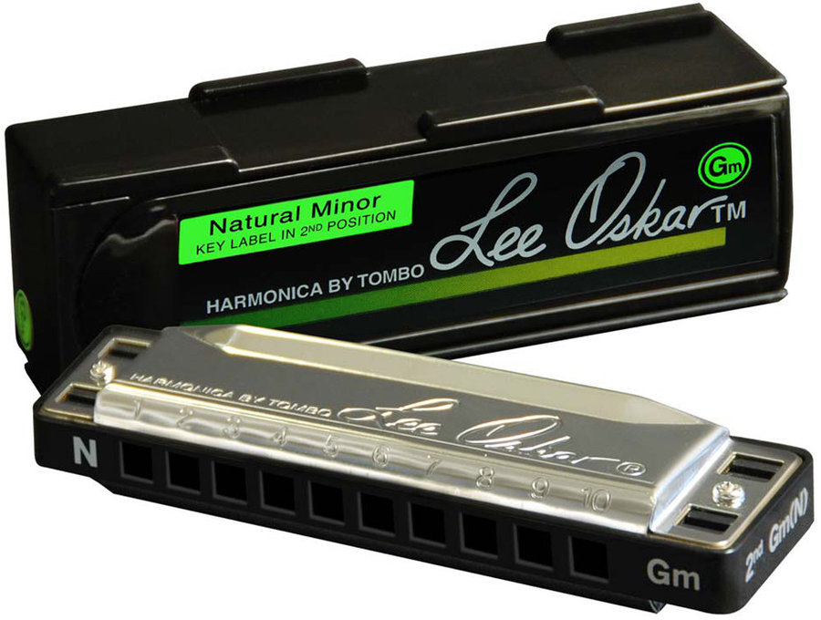 View larger image of Lee Oskar Natural Minor Harmonica - E