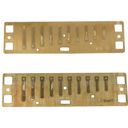 Lee Oskar Natural Minor Reed Plates - F