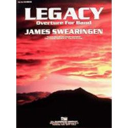 Legacy (Overture for Band) - Score & Parts, Grade 3