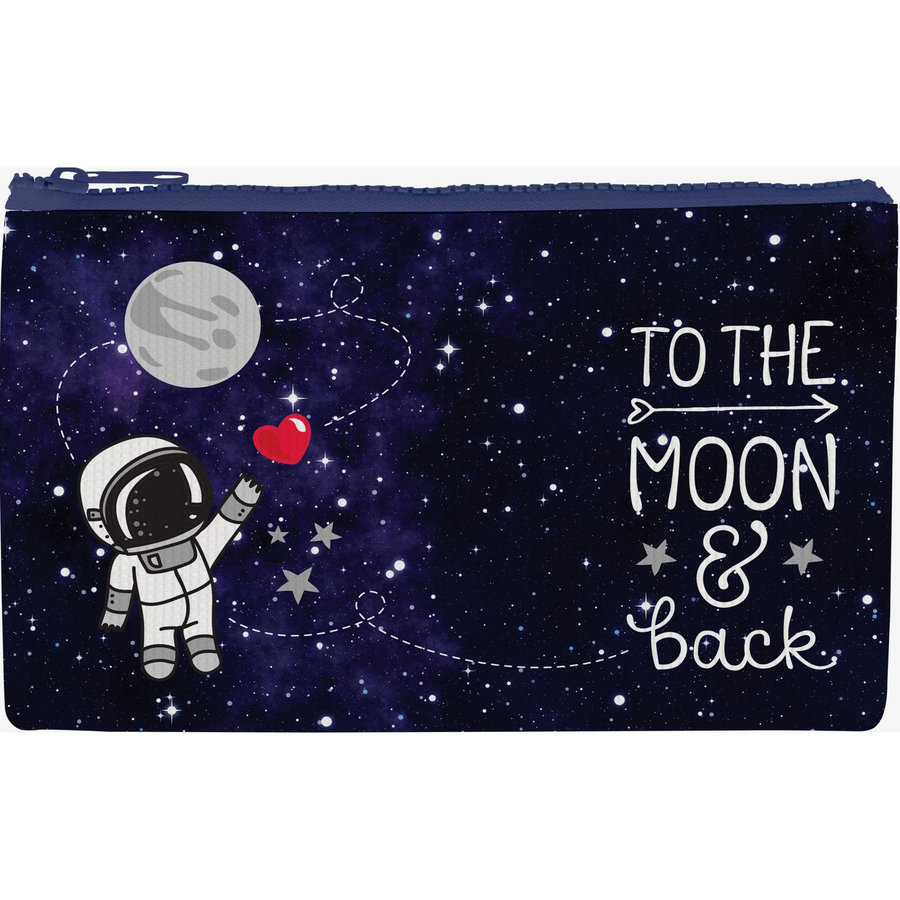 View larger image of Legami To The Moon and Back Pouch