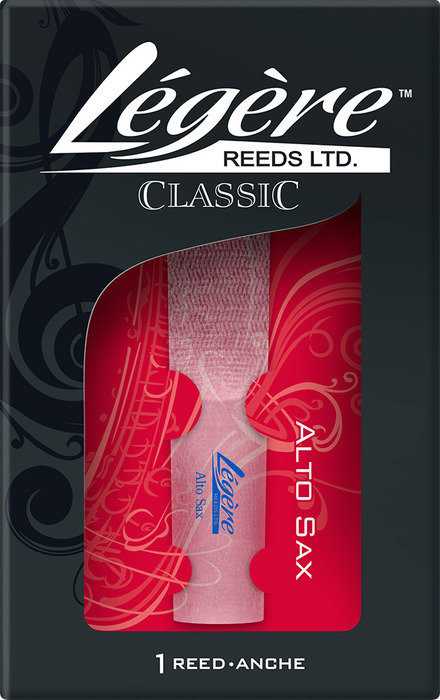 View larger image of Legere Classic Alto Saxophone Reed - #3, Single